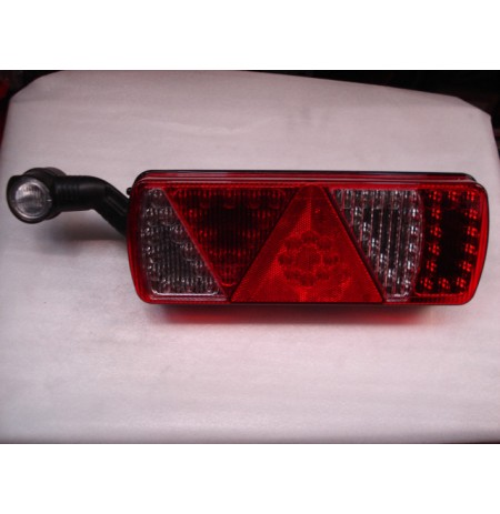 Aspoeck Rear LED Lamp