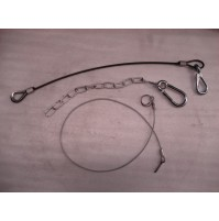 Chains, Dog Clips and Wire Clips