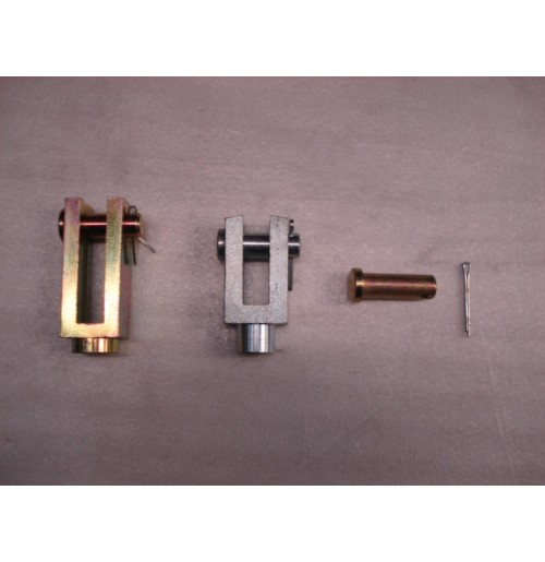 Yokes and Clevis Pins