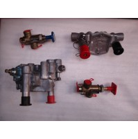 Park and Shunt Valve