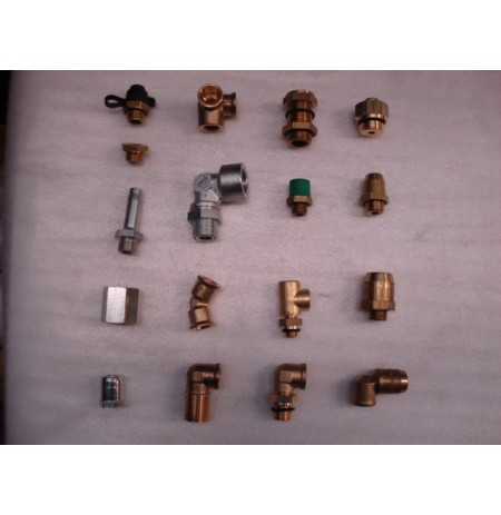 Air Fittings and Couplings