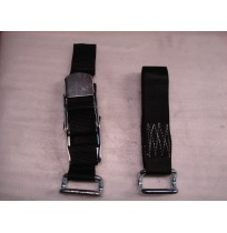 Curtain Straps and Buckles