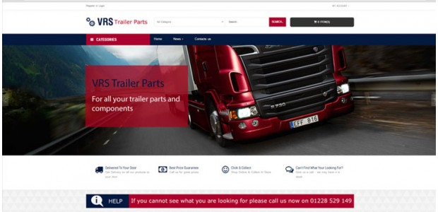VRS (Vehicle Related Services) website launch